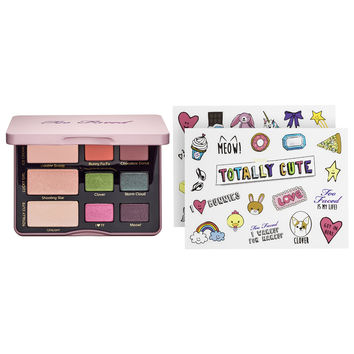 Totally Cute Palette - Too Faced   Sephora