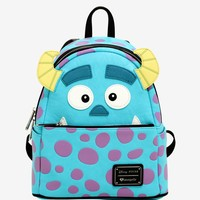 Loungefly Disney Pixar Monsters Inc. Sully Mini Backpack