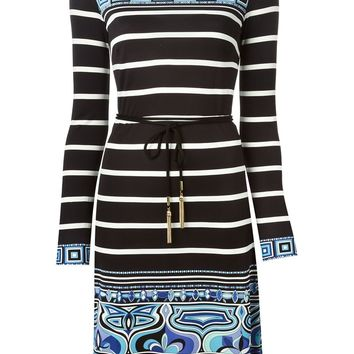 Emilio Pucci patterned shift dress