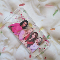 Mean Girls iPhone 4 4s 5 5s 5c Pink Case