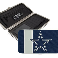 Dallas Cowboys Shell Mesh Wallet