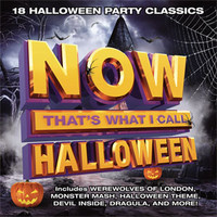 Now Thats What I Call Halloween 2LP (Orange & Violet Vinyl)-Elusive Disc
