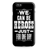 David Bowie Song Lyric Quote Iphone 5s Case