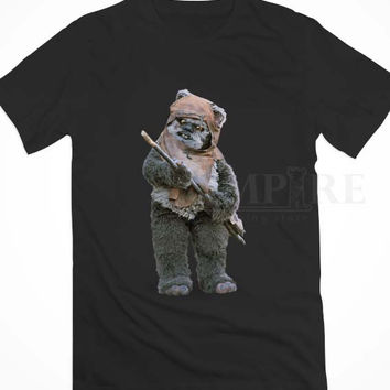 Wicket Warrick Ewok Unisex/Men Tshirt All Size