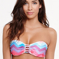 O'Neill Painted Bandeau Top at PacSun.com