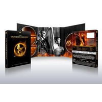 The Hunger Games - Target Exclusive 3-Disc Deluxe Limited Edition DVD