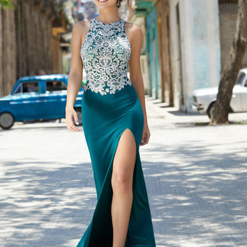 Mori Lee - 42020 - Prom Dress - Prom Gown - 42020