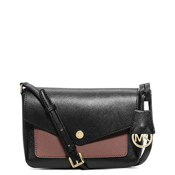 MICHAEL Michael Kors Greenwich Small Flap Cross-Body Bag | Dillards