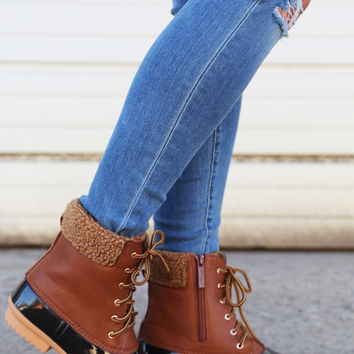 Perfect Duck Boots
