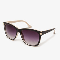 F7016 Square-Frame Sunglasses