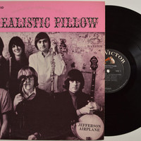 "JEFFERSON AIRPLANE - ""Surrealistic Pillow"" vinyl record"