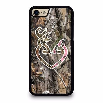 CAMO BROWNING LOVE fashion cover case for iphone 4 4S 5 5S 5C SE 6 6 plus 6s 6s plus 7 7