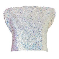 Maticevski Intraplate Box Top Beaded/Mint Back