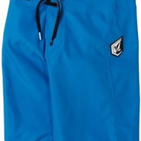 Volcom Boys 8-20 Maguro Solid Youth Swimwear $35.00