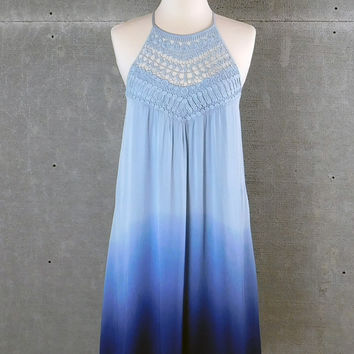 Lago Ombre Dress