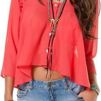 SWELL TRISTA TOP