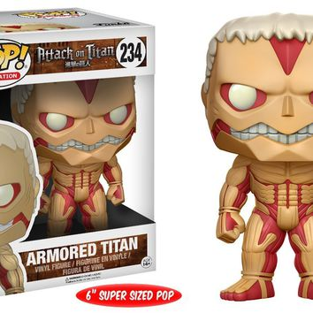 Armored Titan Funko Pop! Animation Attack on Titan