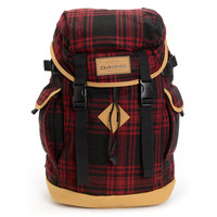 Dakine Sentry Cascade Red Flannel 24L Backpack at Zumiez : PDP