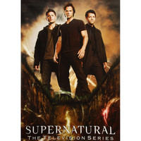 Supernatural: The TV Series - Subway Poster