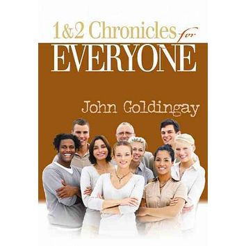 1 and 2 Chronicles for Everyone (Old Testament for Everyone)