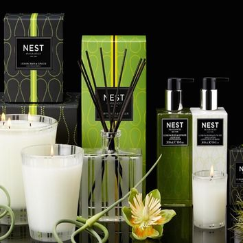 Lemongrass & Ginger Fragrance Collection by Nest