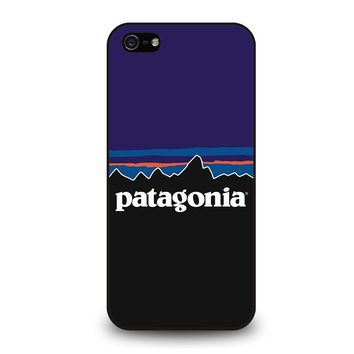 PATAGONIA FLY FISHING SURF iPhone 5 / 5S / SE Case Cover