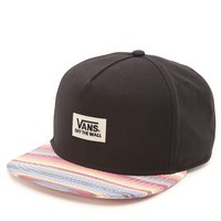 Vans Walmer Snapback Hat - Mens Backpack - Black - One