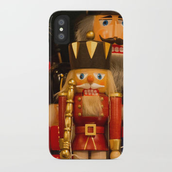 Nutcracker iPhone Case by Knm Designs