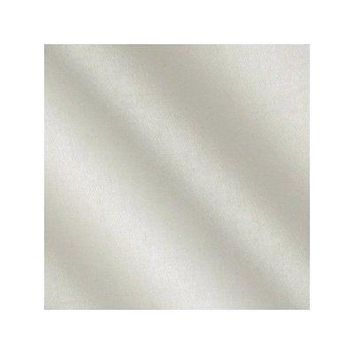 Hanes Classic White Sateen Drapery Lining Fabric - by the Yard
