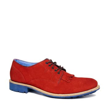 Ted Baker Derby Shoes - red