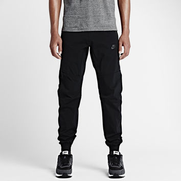 Nike Tech Woven 2.0 Pants (Mens) - Black