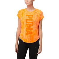 Dancer Burnout T-Shirt, buy it @ www.puma.com