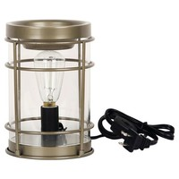 Lantern Fragrance Warmer with Edison Bulb Copper - Chesapeake Bay Candle