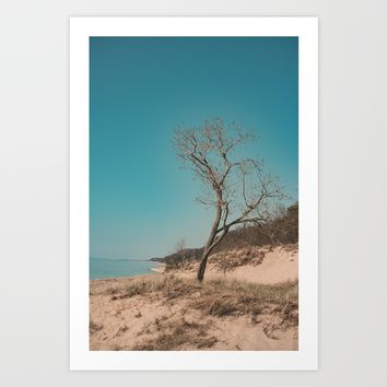 Stand Alone Art Print by Faded  Photos