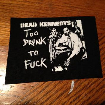 Dead Kennedys Punk Patch