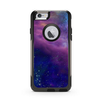 Galactic Milk Night Skin for the Apple iPhone Otterbox Commuter Case