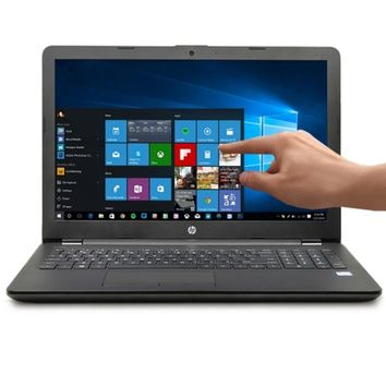 HP 15t-BS000 Touchscreen Core i7-7500U Dual-Core 2.7GHz 8GB 1TB 15.6 LED Notebook W10H w/Cam & BT (Black)