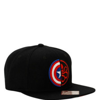 Marvel Captain America Hydra Split Snapback Hat