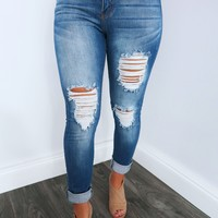 Be With You Jeans: Denim