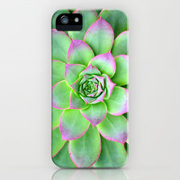 The Longest Bloom iPhone & iPod Case by RichCaspian