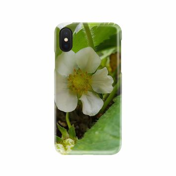 Strawberry Flower Phone Case