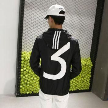 DCK7YE S XXL yeezus yeezy jacket Men Fashion Bieber autumn y-3 Kanye west Leisure hip hop S