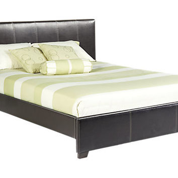 Belfair Brown 3 Pc Queen Bed