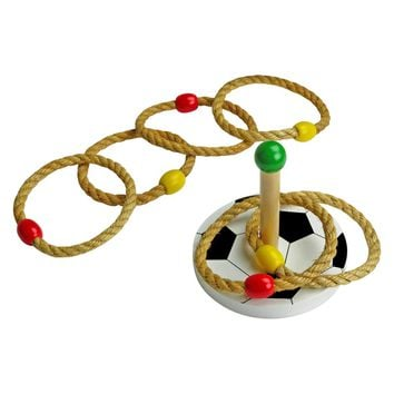 Evelots Ring Toss Game, Kids Games Improve Hand Eye Coordination & Motor Skills