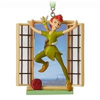 Disney 2018 Peter Pan Legacy 65th Sketchbook Limited Ornament New with Box