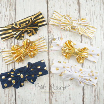 baby head wrap bow, Top knot, Big bow headwrap, baby headband, turban headband, floppy bow headband, big bow headband,Top knot headband