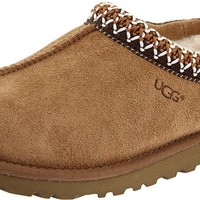 UGG  Women's Tasman Suede Slippers