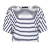Petite Breton Tee - New In This Week - New In - Topshop