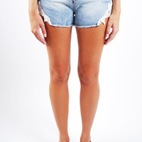 Blue Jean Baby Shorts