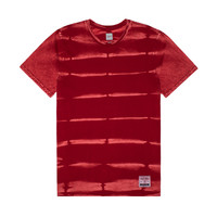 HUF - BLINDS WASH TEE // RED